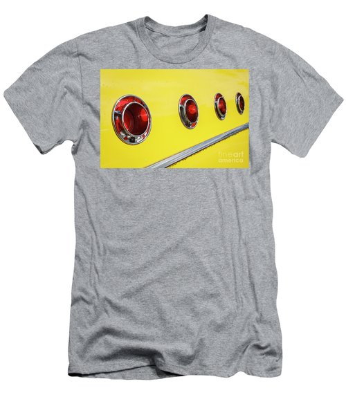 Men's T-Shirt (Slim Fit) featuring the photograph Portholes by Dennis Hedberg