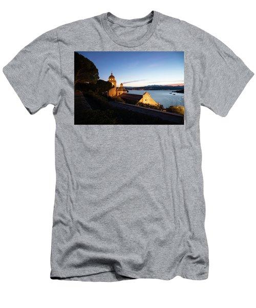 Porto Venere I Men's T-Shirt (Athletic Fit)