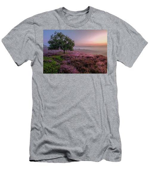 Posbank Men's T-Shirt (Athletic Fit)