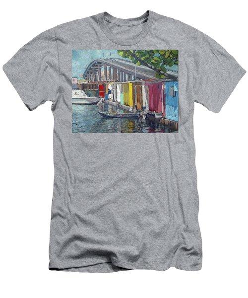 Pot Pourri Men's T-Shirt (Athletic Fit)