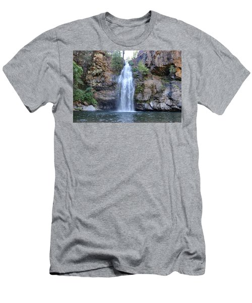 Potem Falls Men's T-Shirt (Athletic Fit)