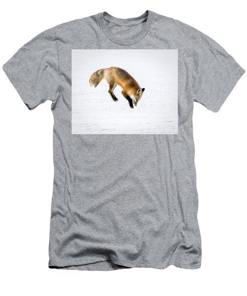 Pounce Men's T-Shirt (Athletic Fit)