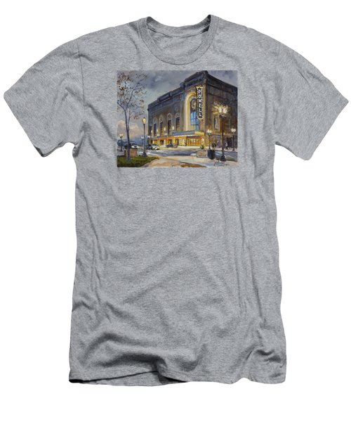 Powell Symphony Hall In Saint Louis Men's T-Shirt (Athletic Fit)