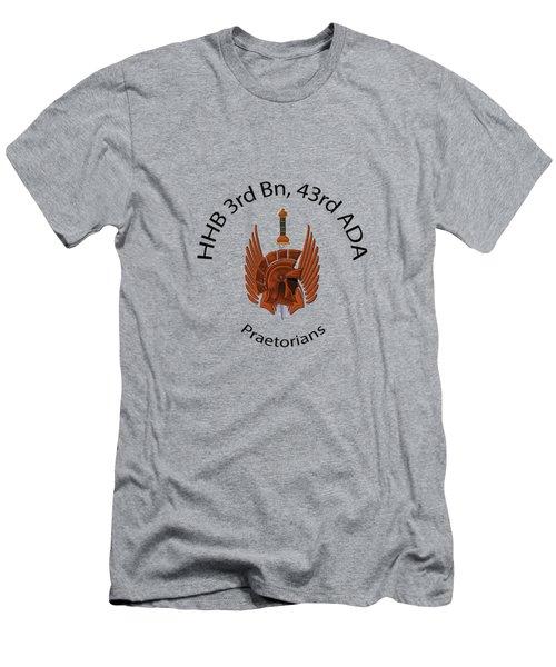 Praetorians Men's T-Shirt (Slim Fit) by Dan McManus
