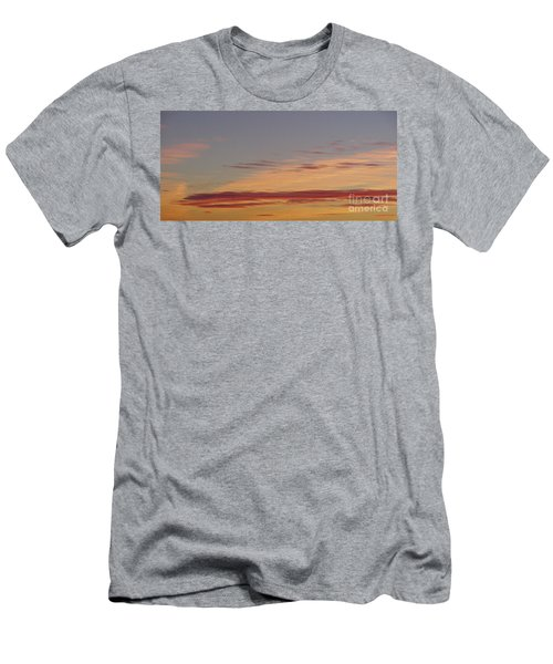 Prairie Sunset 2 Men's T-Shirt (Athletic Fit)