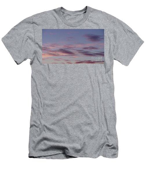 Prairie Sunset Men's T-Shirt (Athletic Fit)