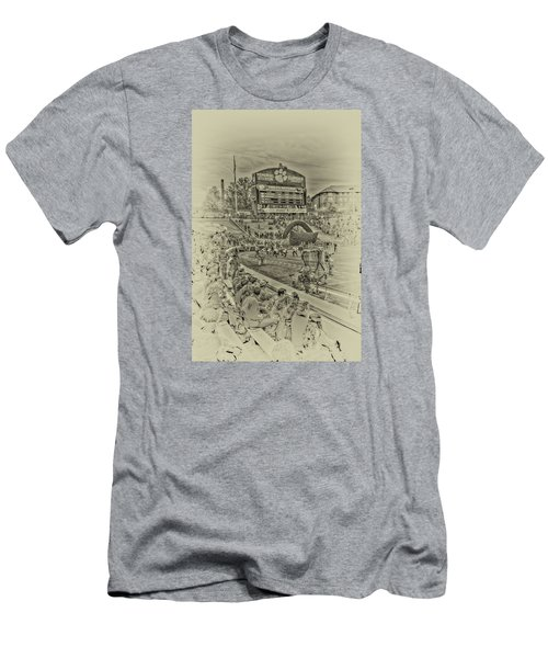 Clemson Tigers Pre Game Men's T-Shirt (Slim Fit)