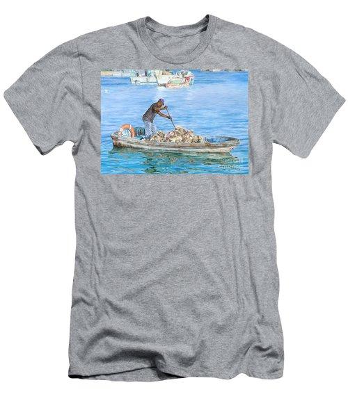 Precious Cargo Men's T-Shirt (Athletic Fit)
