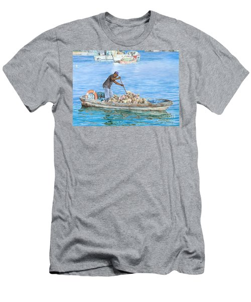 Precious Cargo Men's T-Shirt (Athletic Fit)