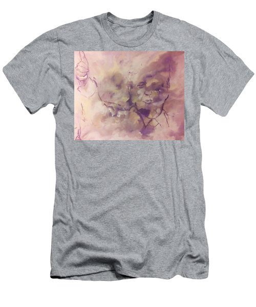 President Trump Men's T-Shirt (Slim Fit) by Raymond Doward