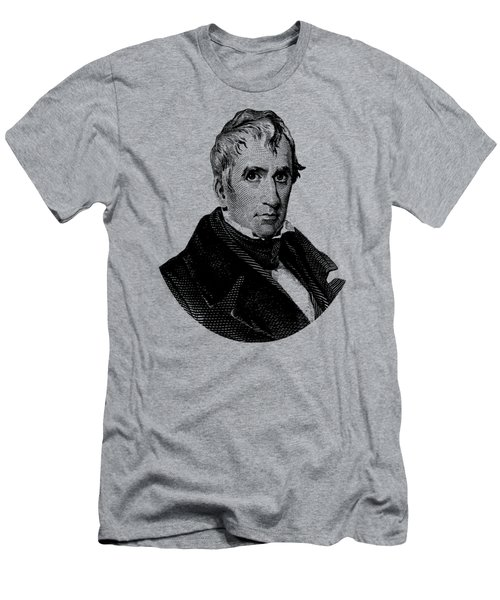 President William Henry Harrison Graphic Men's T-Shirt (Athletic Fit)