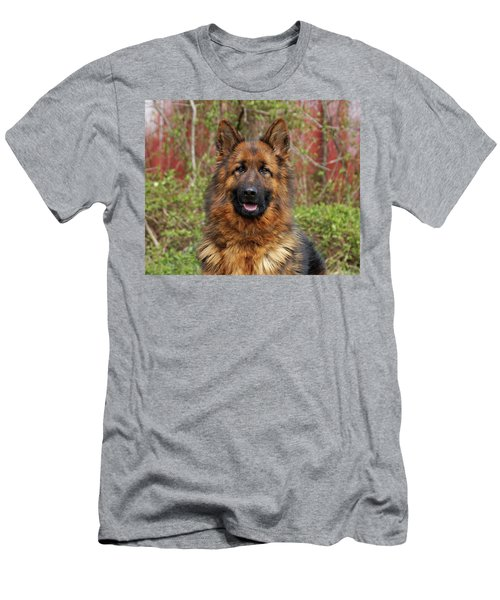 Men's T-Shirt (Slim Fit) featuring the photograph Pretty Girl Onja by Sandy Keeton