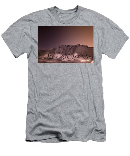 Pretty Village Chaco  Men's T-Shirt (Slim Fit) by William Fields