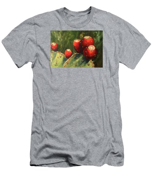 Prickly Pear IIi Men's T-Shirt (Athletic Fit)
