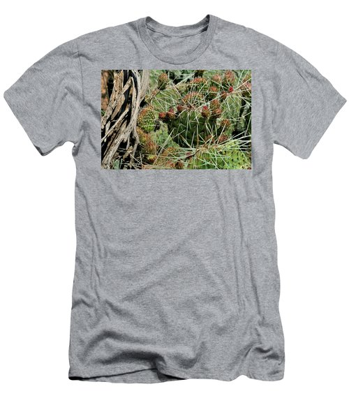Prickly Pear Revival Men's T-Shirt (Athletic Fit)