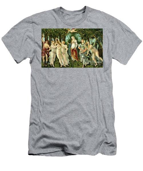 Primavera Or Spring Men's T-Shirt (Athletic Fit)