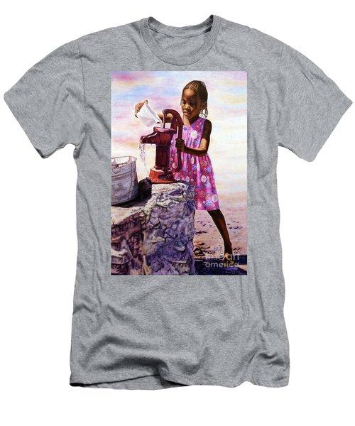 Prime Time Men's T-Shirt (Athletic Fit)