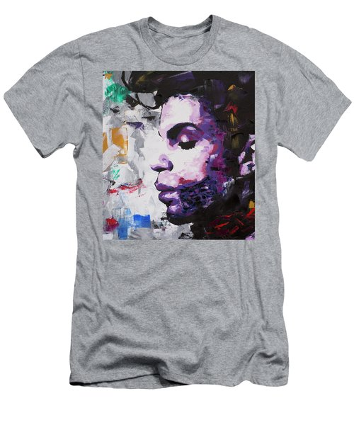Prince Musician II Men's T-Shirt (Athletic Fit)