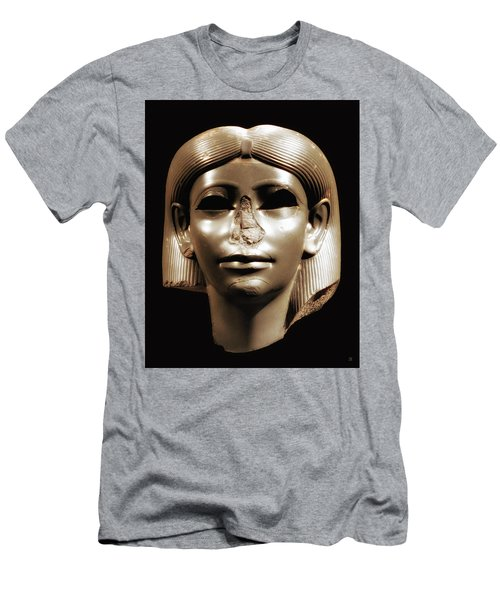 Princess Sphinx Men's T-Shirt (Athletic Fit)
