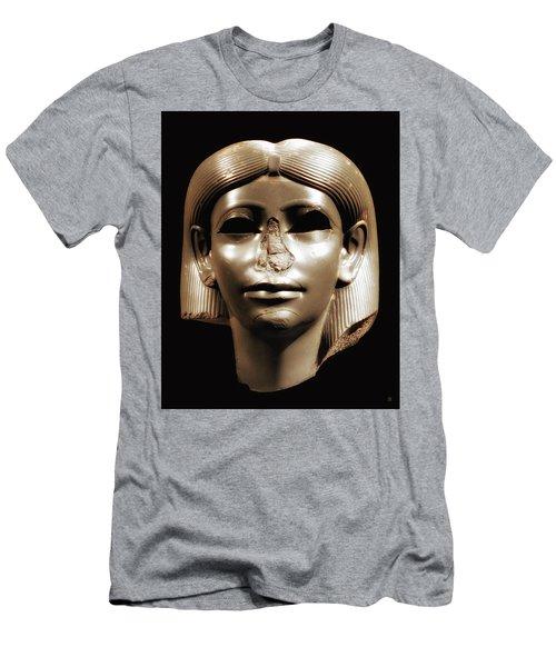 Princess Sphinx Men's T-Shirt (Athletic Fit)