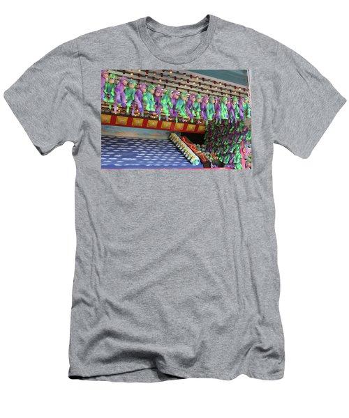 Prize Monkeys Men's T-Shirt (Athletic Fit)