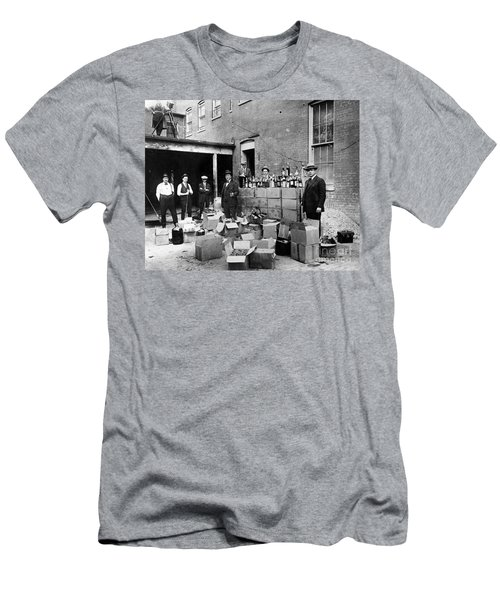 Prohibition, 1922 Men's T-Shirt (Athletic Fit)