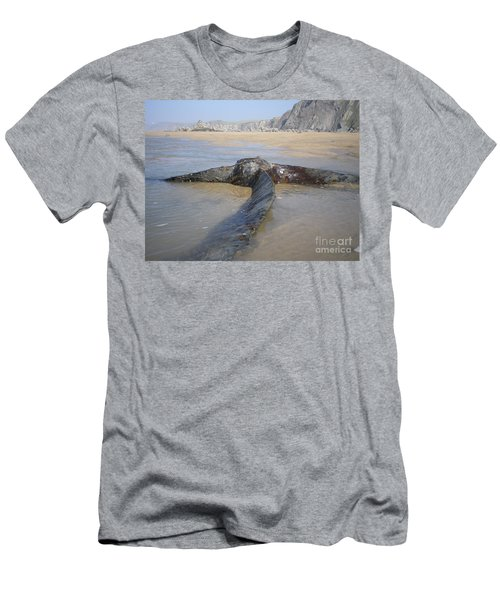 Propeller Steamship Belem Shipwreck Men's T-Shirt (Athletic Fit)