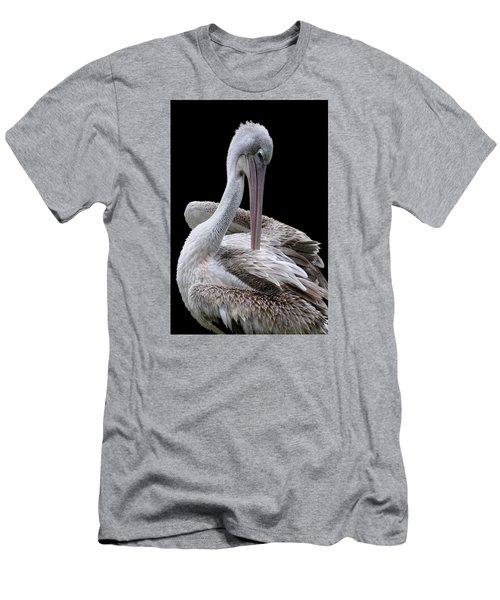 Prospecting - Pelican Men's T-Shirt (Athletic Fit)