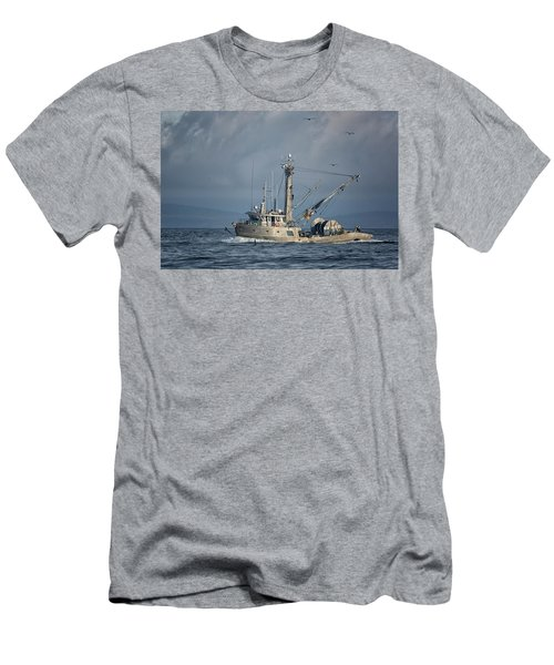 Men's T-Shirt (Slim Fit) featuring the photograph Prosperity 2 by Randy Hall