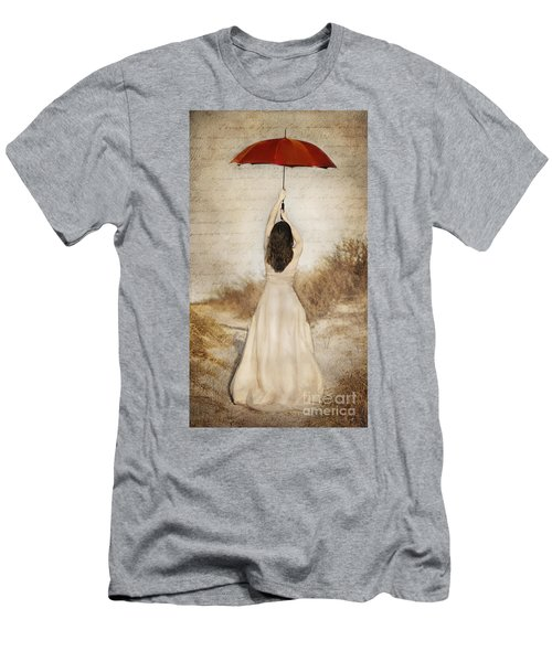 Protection Painted Lady Men's T-Shirt (Athletic Fit)