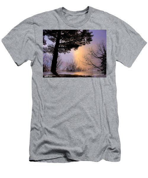 Protector Men's T-Shirt (Athletic Fit)