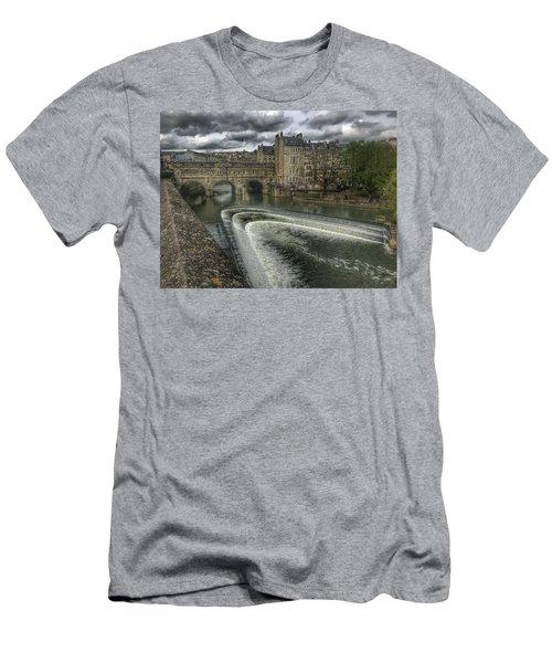 Pulteney Bridge Men's T-Shirt (Athletic Fit)