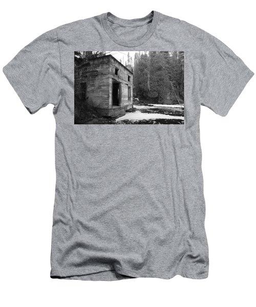 Pump House Men's T-Shirt (Athletic Fit)
