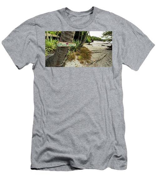 Pura Vida Men's T-Shirt (Athletic Fit)