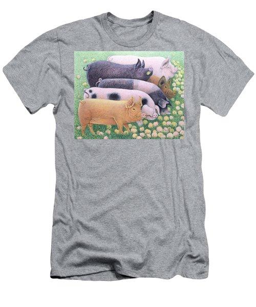 Pure Pleasure Men's T-Shirt (Athletic Fit)