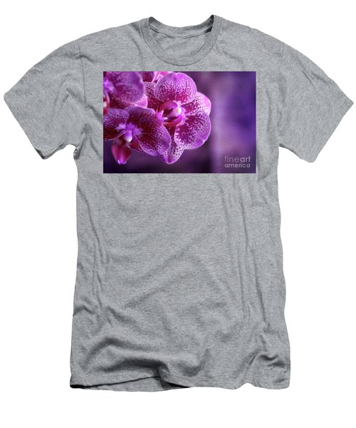 Purple Bunch Men's T-Shirt (Athletic Fit)