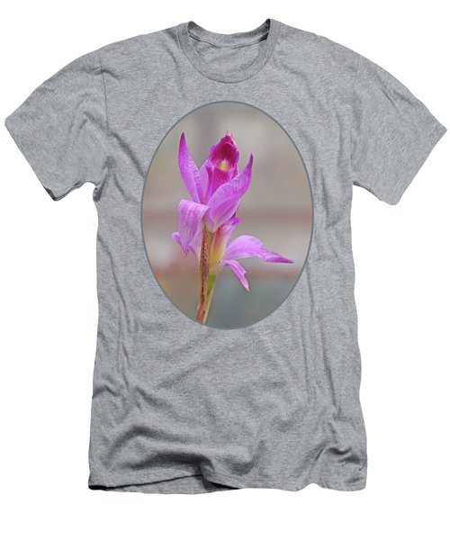 Purple Delight Men's T-Shirt (Athletic Fit)