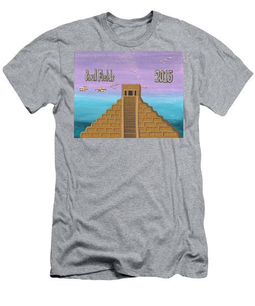 Pyramid Men's T-Shirt (Athletic Fit)