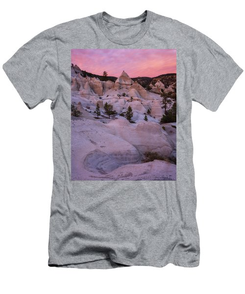 Men's T-Shirt (Slim Fit) featuring the photograph Pyramids  by Dustin LeFevre