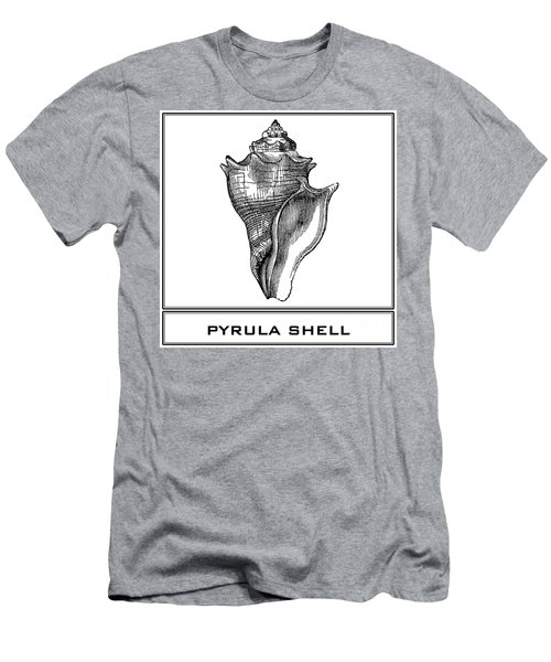 Pyrula Shell Men's T-Shirt (Athletic Fit)
