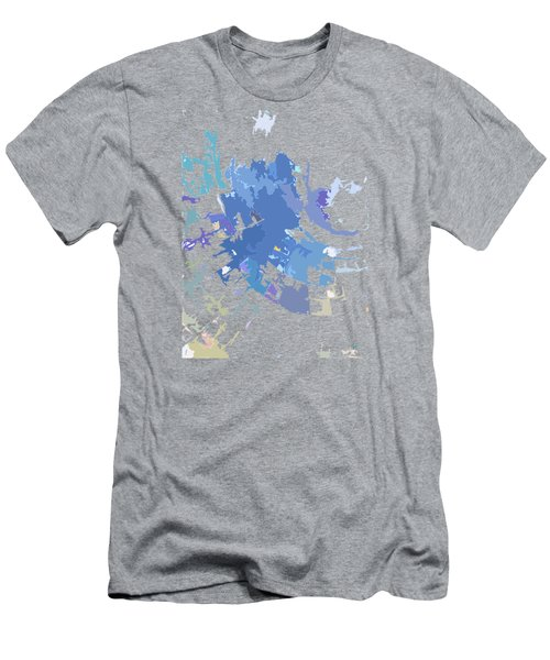 Quadrant Men's T-Shirt (Athletic Fit)