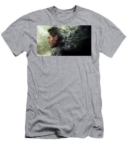 Quantum Break Men's T-Shirt (Athletic Fit)