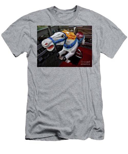 Quarter Horse Men's T-Shirt (Athletic Fit)
