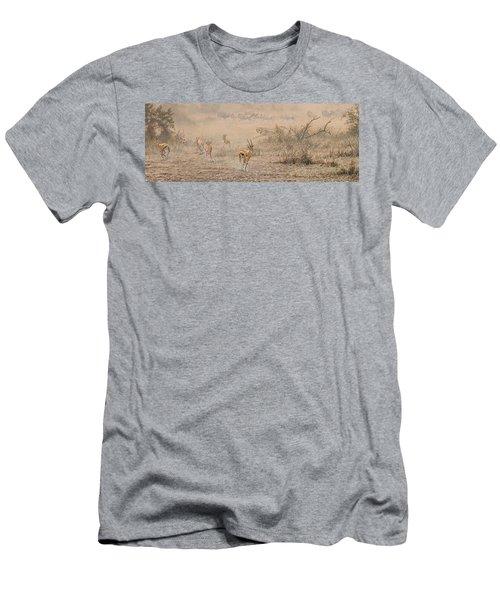 Quick Run Men's T-Shirt (Athletic Fit)