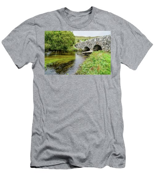 Quiet Man Bridge Men's T-Shirt (Athletic Fit)
