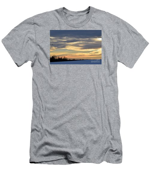 Quiet Morning Men's T-Shirt (Athletic Fit)