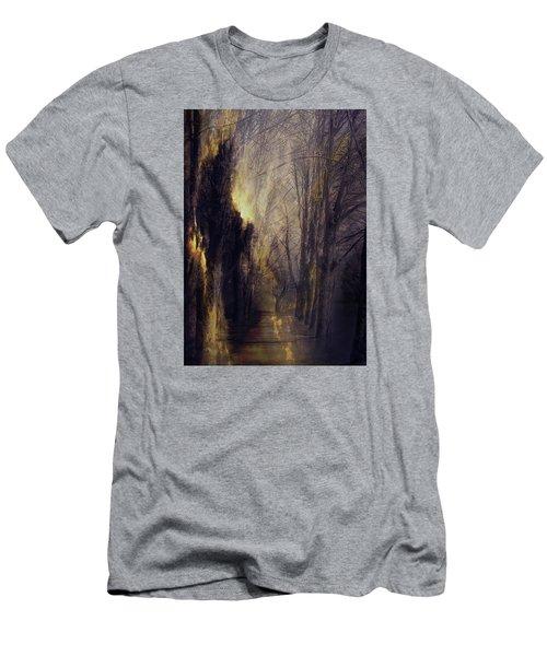 Quo Vadis  -  Memory Lane Men's T-Shirt (Athletic Fit)