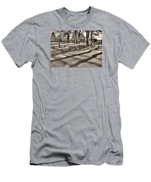 Men's T-Shirt (Slim Fit) featuring the photograph Radiance by Betsy Zimmerli
