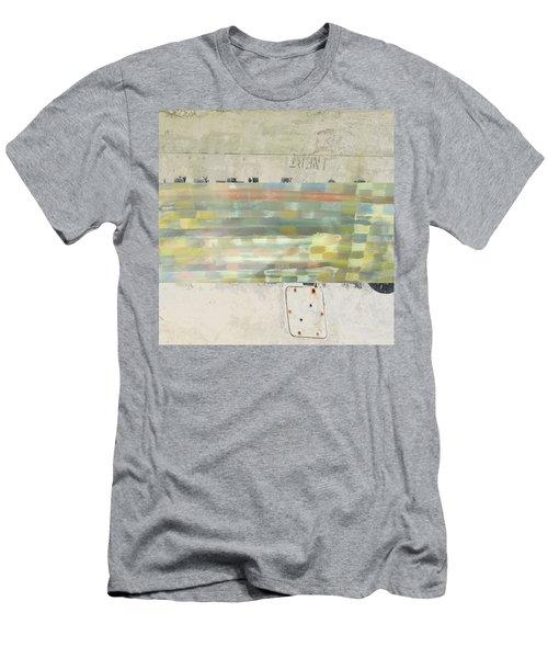 Radio Silence Men's T-Shirt (Slim Fit) by Paul Moss