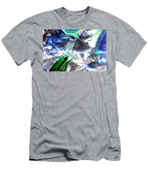 Radioactive Ribbon Men's T-Shirt (Athletic Fit)